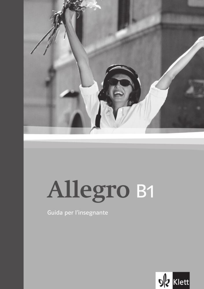 Allegro 3. Guida per l'Insignante als Buch