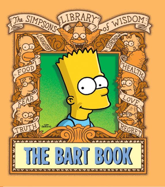 The Bart Book als Buch