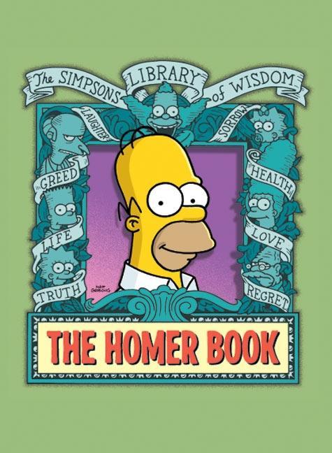The Homer Book als Buch