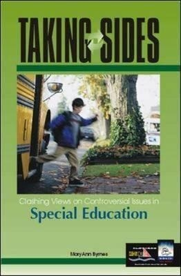 Taking Sides Special Education: Clashing Views on Controversial Issues in Special Education als Taschenbuch