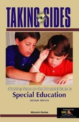 Taking Sides: Clashing Views on Controversial Issues in Special Education als Taschenbuch