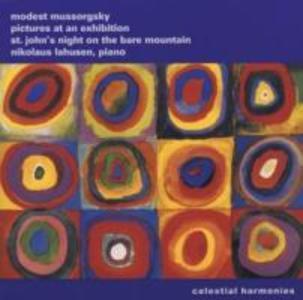 Bilder Einer Ausstellung als CD