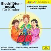 BLOCKFLÖTENMUSIK FÜR KINDER ( ELOQUENCE JUNIOR ) als CD