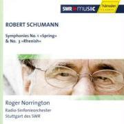Sinfonien 1+3 als CD