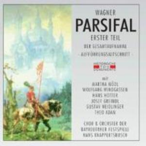 Parsifal-Erster Teil als CD