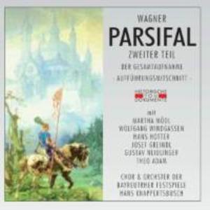 Parsifal-Zweiter Teil als CD