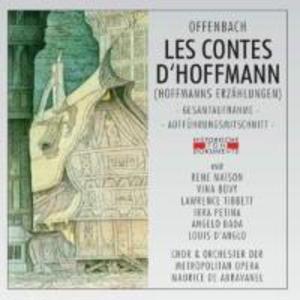 Les Contes D'Hoffmann (GA) als CD