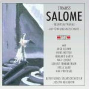 Salome als CD