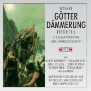 Götterdämmerung-Erster Teil als CD