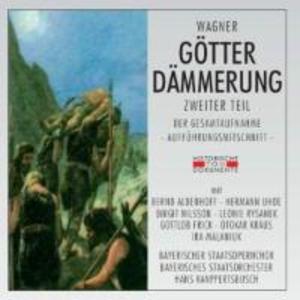 Götterdämmerung-Zweiter Teil als CD