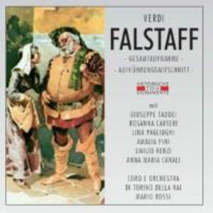 Falstaff als CD