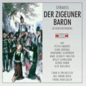 Der Zigeunerbaron als CD