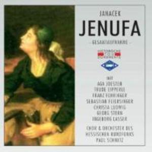 Jenufa als CD