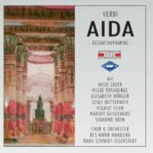 Aida (GA) als CD