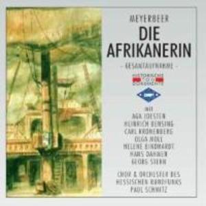 Die Afrikanerin als CD