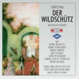 Der Wildschütz als CD