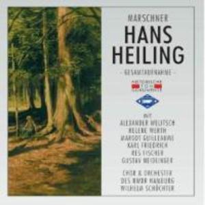 Hans Heiling (GA) als CD