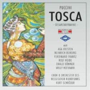 Tosca als CD
