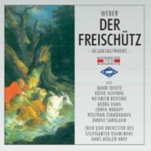 Der Freischütz (GA) als CD