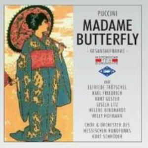 Madame Butterfly als CD