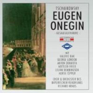 Eugen Onegin als CD