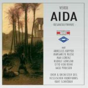 Aida als CD