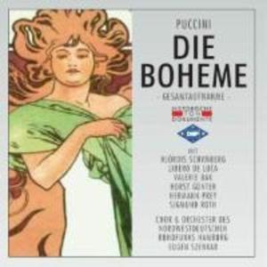 Die Boheme (GA) als CD