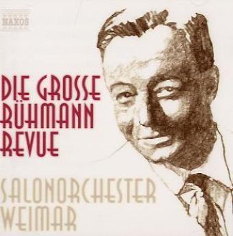 Die Grosse Rühmann-Revue als CD