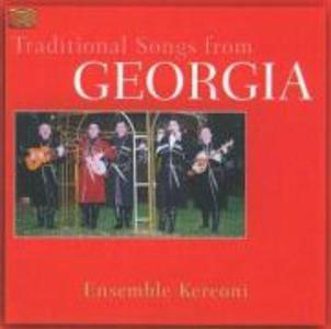Traditional Songs From Georgia als CD