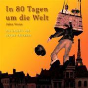 IN 80 TAGEN UM DIE WELT (NEU ERZÄHLT) als CD