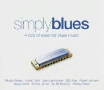 Simply Blues als CD