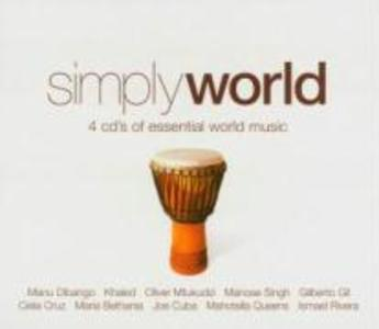 Simply World als CD