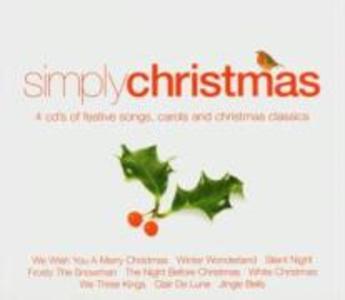 Simply Christmas als CD