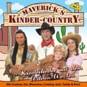 Kinderlieder aus dem Wilden Westen als CD