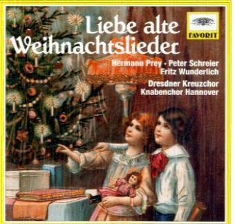 Liebe alte Weihnachtslieder. Klassik-CD als CD