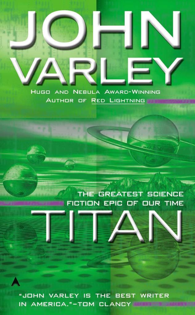 Titan als Taschenbuch