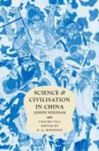 Science and Civilisation in China: Volume 7, the Social Background, Part 2, General Conclusions and Reflections als Buch