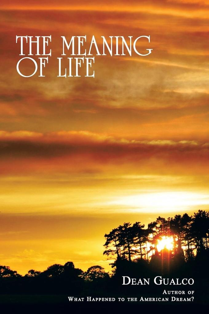 The Meaning of Life als Taschenbuch