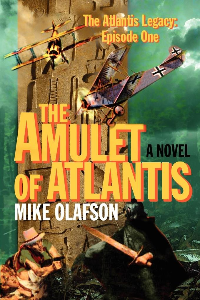 The Amulet of Atlantis als Buch