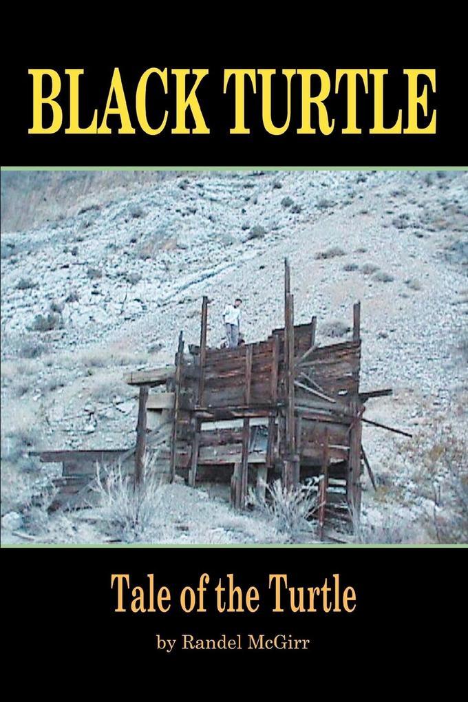 Black Turtle: Tale of the Turtle als Taschenbuch