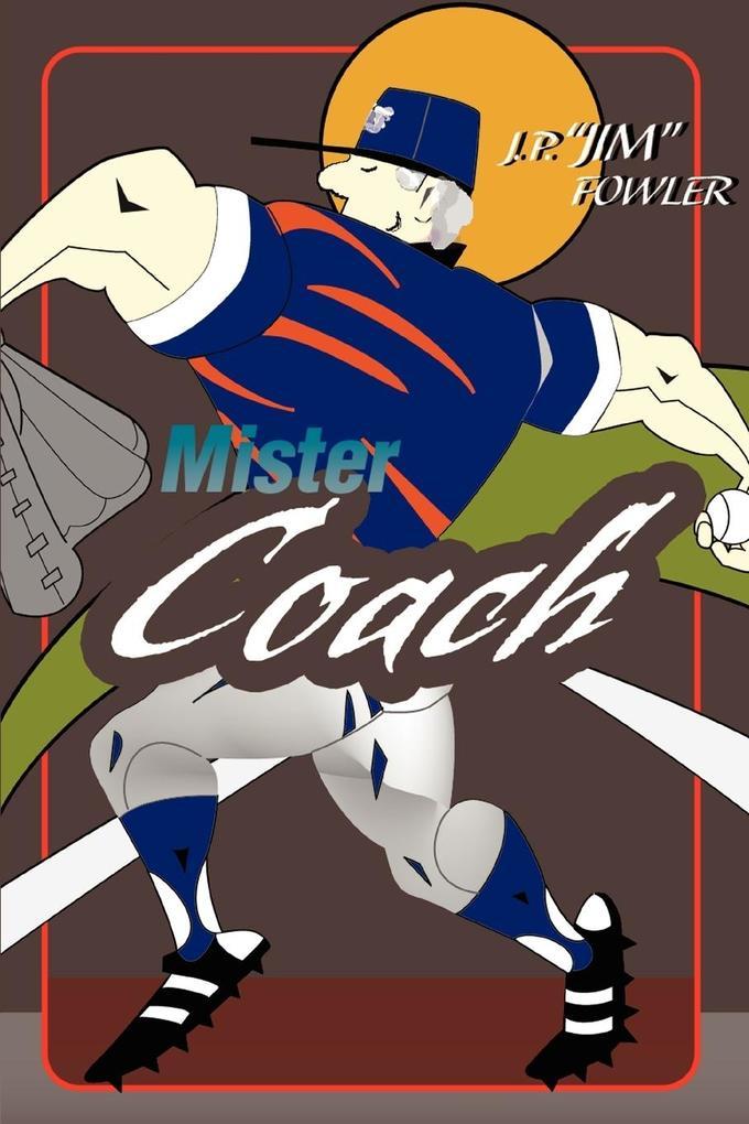 Mister Coach als Taschenbuch