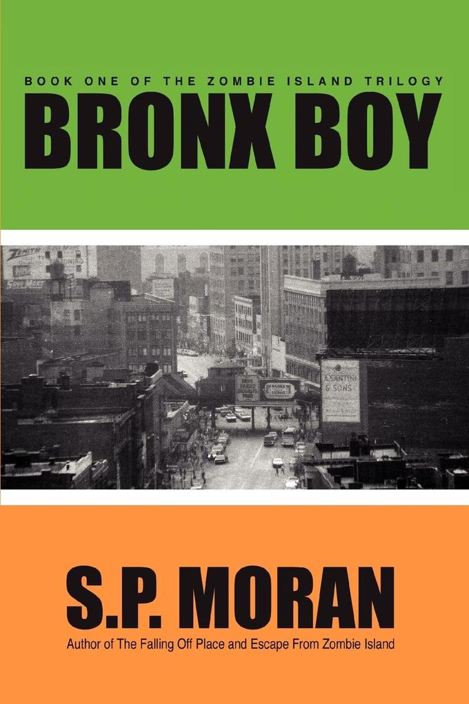 Bronx Boy: Book One of the Zombie Island Trilogy als Buch
