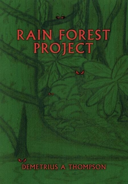 Rain Forest Project als Buch