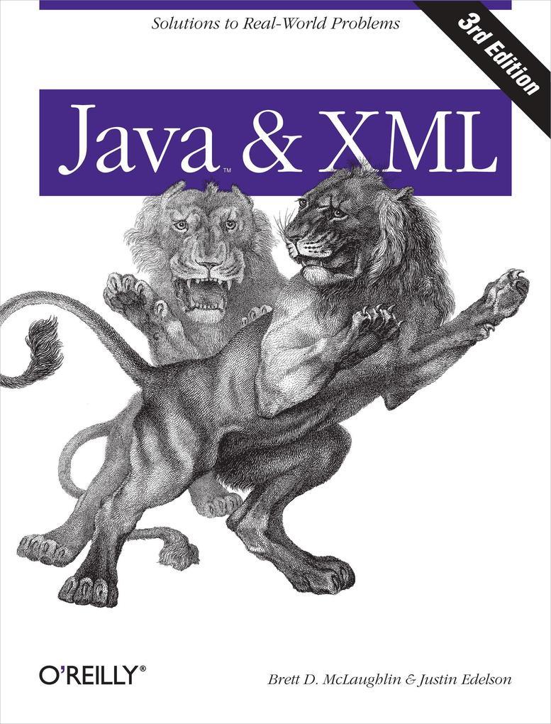 Java & XML als Buch