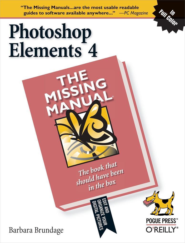 Photoshop Elements 4 als Buch