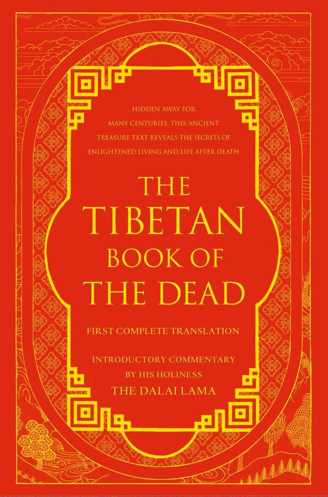 The Tibetan Book of the Dead als Buch