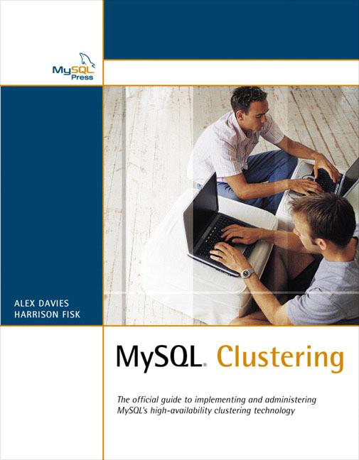 MySQL Clustering als Buch