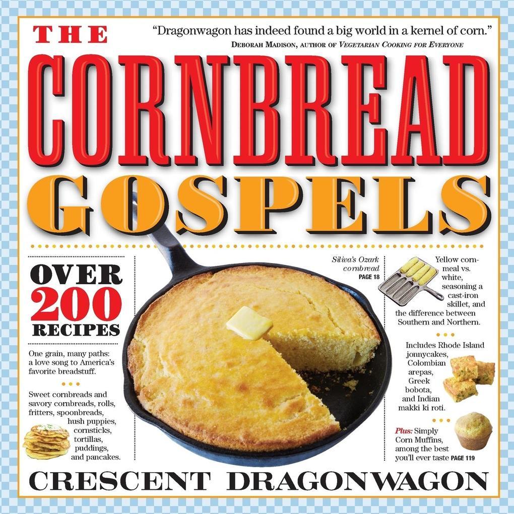 Cornbread Gospels als Taschenbuch