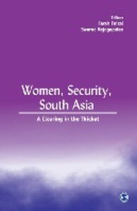 Women, Security, South Asia: A Clearing in the Thicket als Taschenbuch