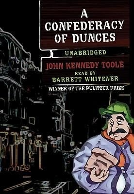 A Confederacy of Dunces als Hörbuch